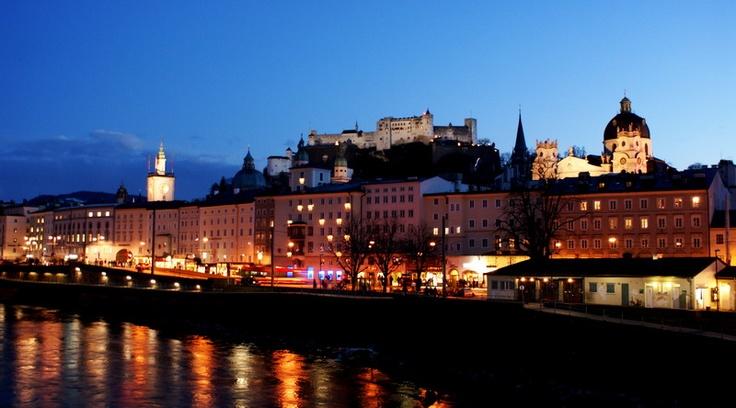 Salzburg und Burg