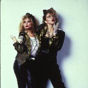 Still of Madonna and Rosanna Arquette in Desperately Seeking Susan (1985)
