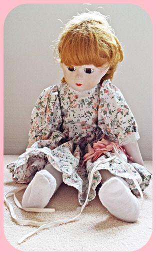 porcelanowe lalki