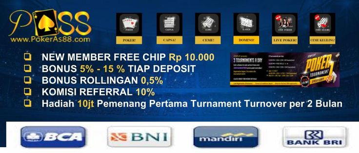 POKERAS88.COM FREECHIP 10.000 Dari PokerAs88   Agen Poker Online   Agen Poker Terpercaya   Agen Poker Indonesia   Poker Online   Poker Indonesia   Judi Poker   Judi Poker Online   Bandar Poker