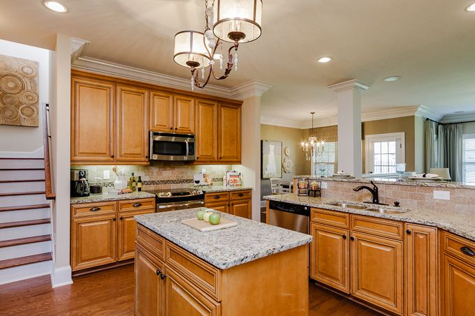 New Home Kitchens Photo Gallery
