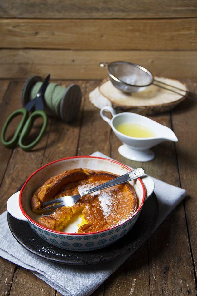 I dutch baby pancakes sono soffici e molto leggeri. Accompagnati dal succo di limone e zucchero a velo, ti daranno la giusta energia! Leggi ora la ricetta!