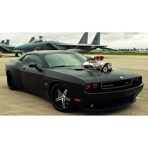 Dodge Challenger SRT--IF YOUR ENGINE DOES NOT FIT ...CUT SOME HOOVERS IN THE HOOD AND START MOTORIN' DOWN THE HIWAYS OF LIVES..