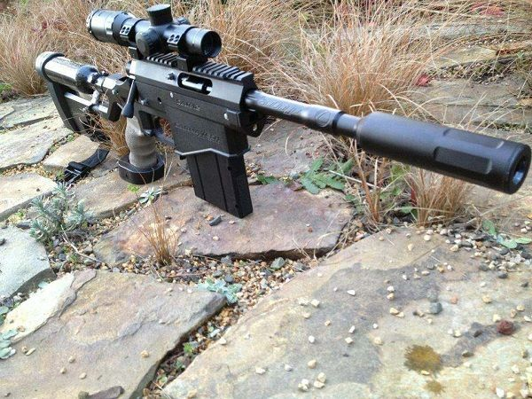 SAR12 PAINTBALL SNIPER RIFLE - Men's Gear