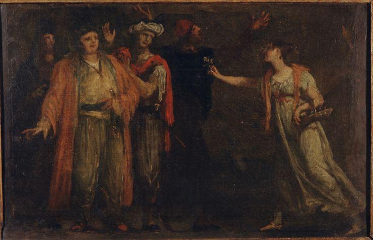 collezione privata painting - Copy from Zdzisław Beksiński