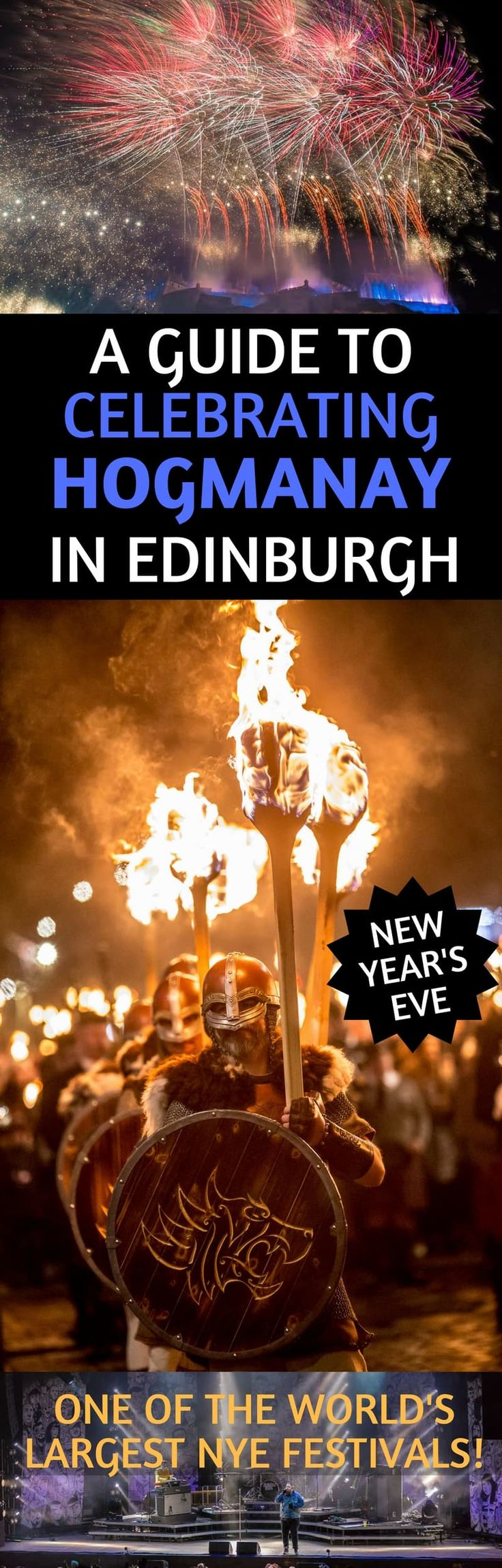 A guide to celebrating Hogmanay in Edinburgh Scotl…Edit description