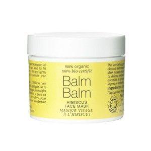 Balm Balm - Masque Visage bio à l'Hibiscus Masque exfoliant, purifie la peau en douceur. Une composition délicate de poudre de riz et de poudre de fleur d'hibiscus enrichie d'huile essentielle de rose géranium pour un masque exfoliant, idéal pour nettoyer votre peau en profondeur sans l'agresser. Pot 40ml. 11€ #masque #purifier #bio #hibiscus #soin #visage #bio #balmbalm www.officina-paris.fr