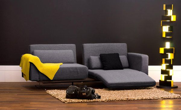 How to style a spare living space in the home