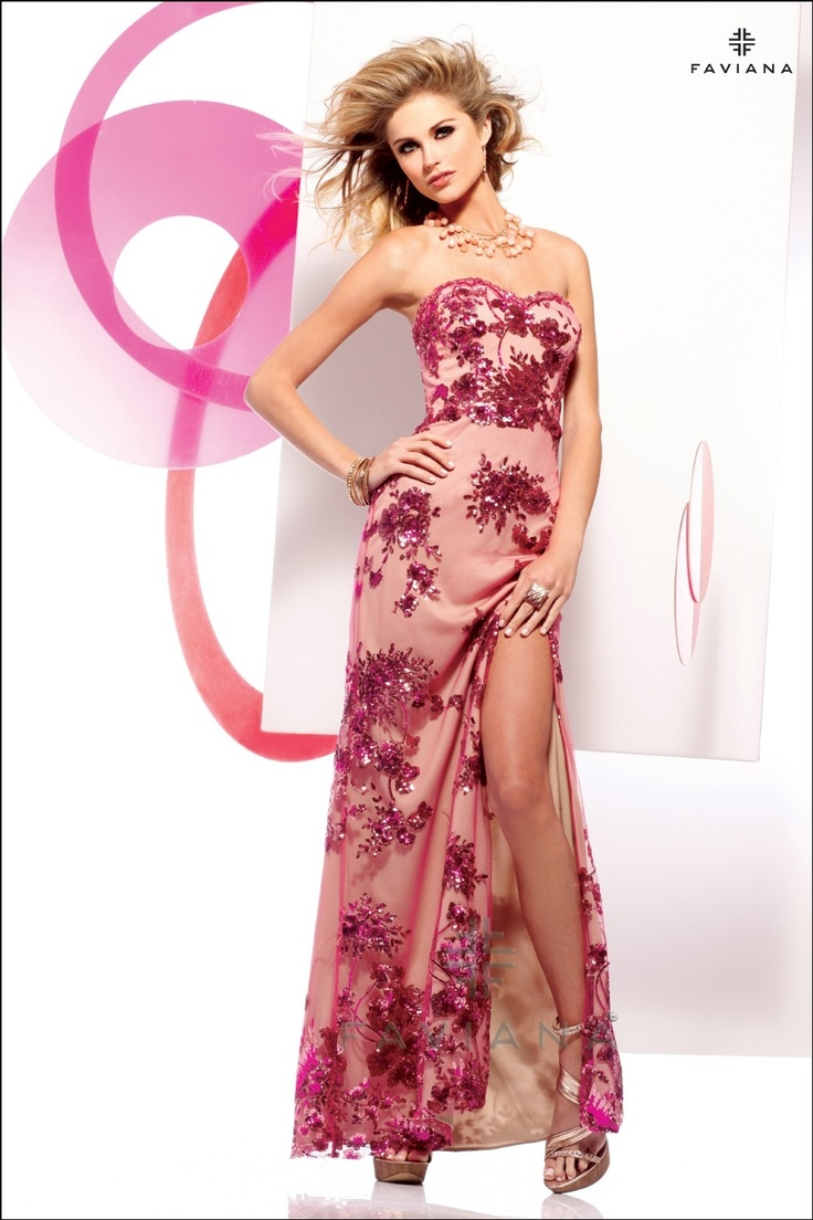 342 best 2dayslook - Prom Perfect images on Pinterest | Prom dresses ...