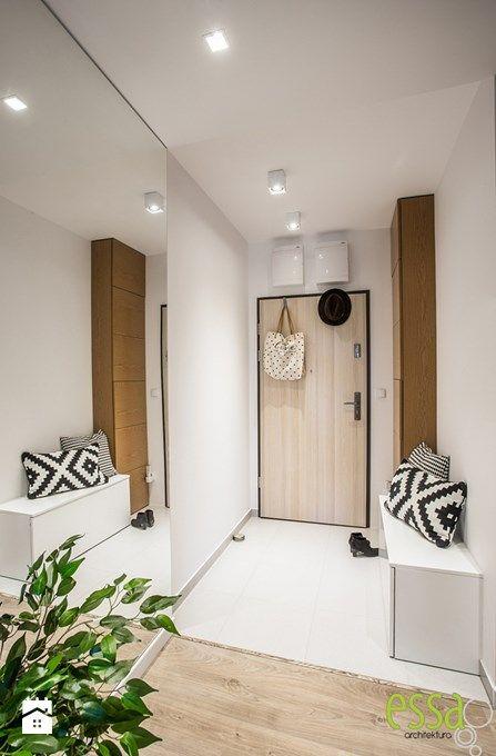 Hol / Przedpokój styl Nowoczesny - zdjęcie od ESSA Architektura
