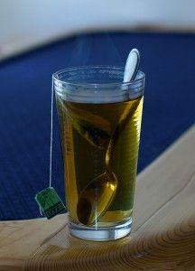 Viele Teesorten besitzen gesunde Qualitäten