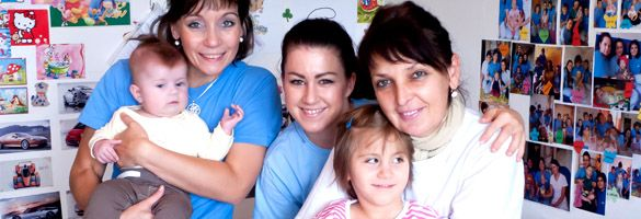 ADELI BabyMed - early intervention and care for babies from 6 months to 2 years of age