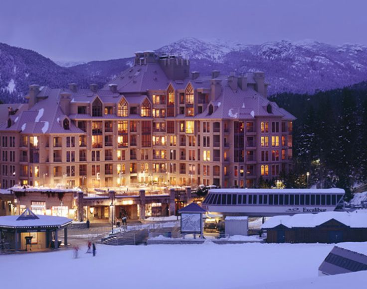 Ski and Stay @ Pan Pacific Whistler Mountainside