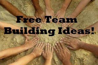 One Less Headache: Fabulous Freebies! Team Building Freebies