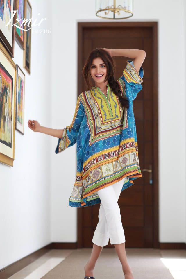 Misha Lakhani Summer Eid collection 2015 Photos