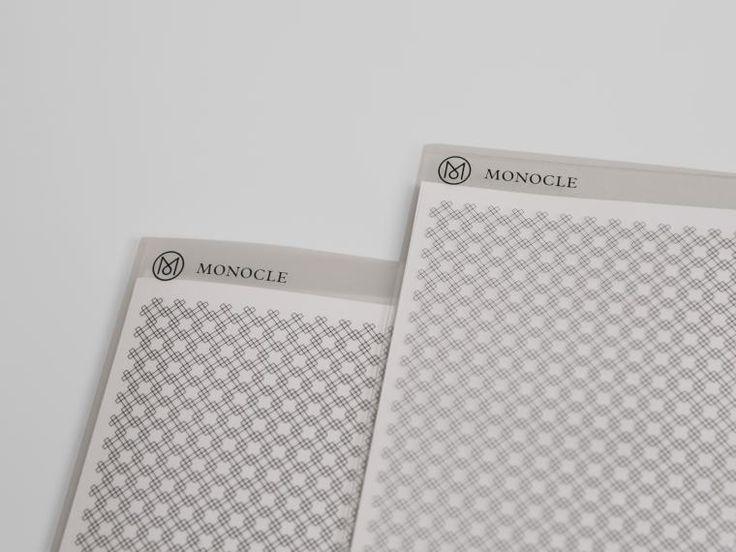 Monocle Stationery: Folder Set - Monocle Shop / Stationery
