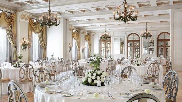 Your fairy tale celebration in the Grand Ballroom