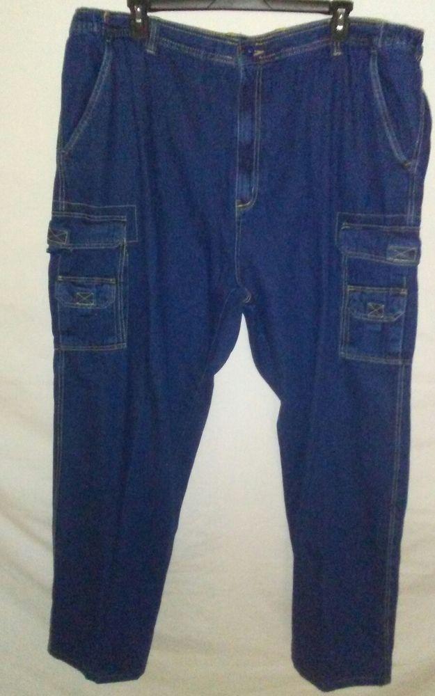 Mens Size 48X32 King Size Carpenter Jeans EUC #KingSize #Carpenter