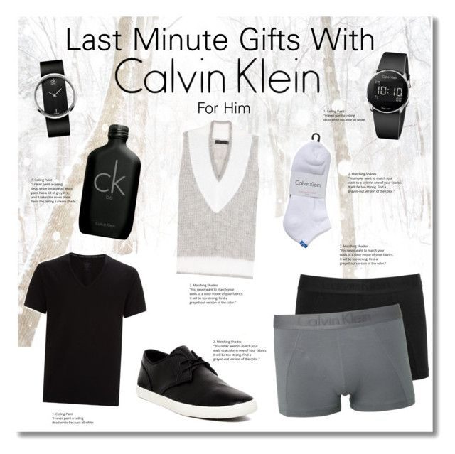 """Last Minute Gifts With Calvin Klein - For Him"" by efiaeemnxo ❤ liked on Polyvore featuring Calvin Klein, Calvin Klein Collection, Calvin Klein Underwear, CalvinKlein, giftsforhim, sbemnxo and styledbyemnxo"
