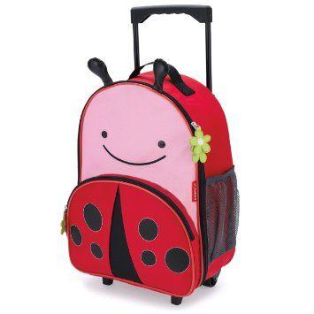 Adorable Skip Hop Zoo Little Kid LuggageDeal- $20.29 - #amazon