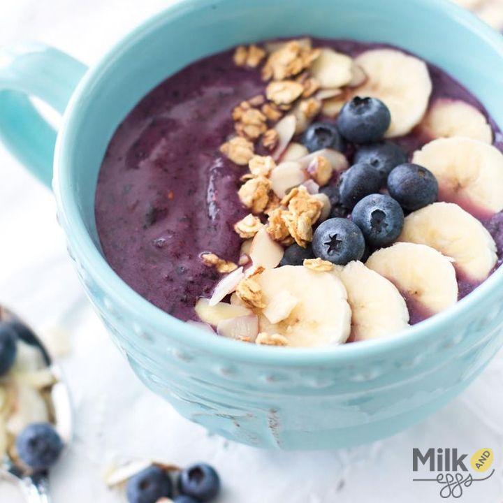 Looking for a healthy & energizing snack to kickstart your #morning? Try Kite Hill Organic #AlmondMilk #Yogurt!  https://milkandeggs.com/products/kite-hill-organic-almond-milk-yogurt-blueberry  #healthy #healthyliving #yogurtrecipe #energy #milkandeggscom #breakfast #snack #snackfoods #healthysnacks #blueberry #blueberries #bananas #fruits #goodmorning