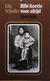 Bibi Koetis voor altijd (1974) Verhalen over het oude Indië, sterk autobiografisch. Op de foto tante Bibi Koetis.