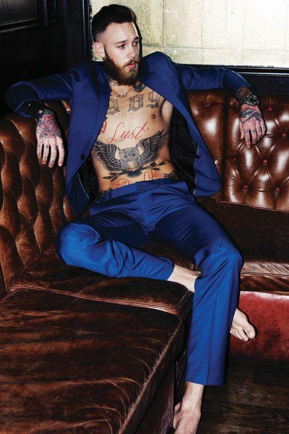 billy huxley - talents models gmbh ·münchen · germany
