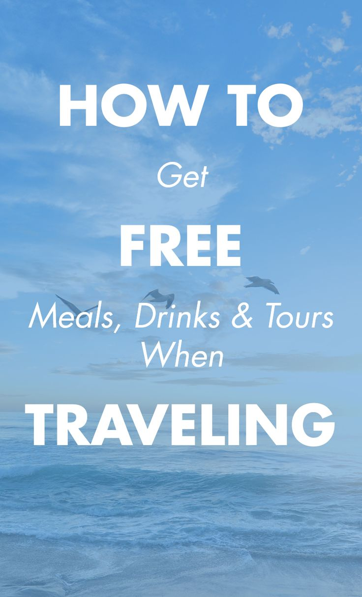 GET FREE TRAVEL with this free cheat sheet. This amazing cheat sheet gets me free meals, hotels, tours and more!