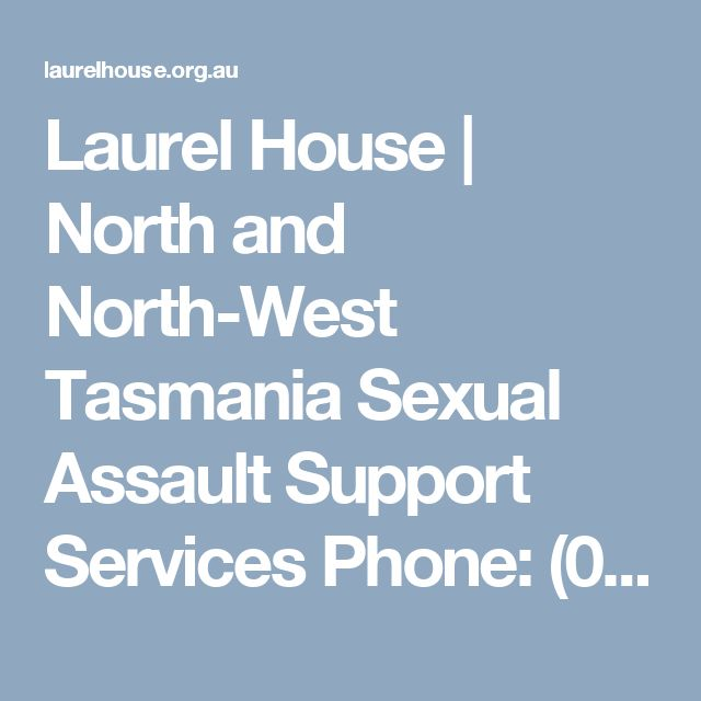 Laurel House | North and North-West Tasmania Sexual Assault Support Services - no religious affiliation