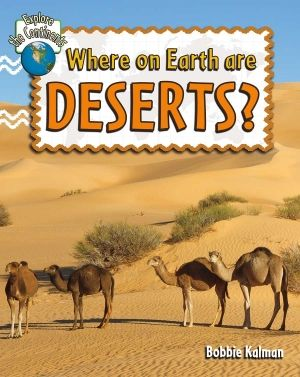 Deserts are very dry places that receive little or no precipitation. Using informative maps and engaging diagrams, this book looks at the major deserts on each continent including cold deserts at the poles, and the ways in which these deserts have formed. It also introduces the interesting adaptations of desert animals, as well as the people who live in these dry areas.  Softback, 32 pp., grades K-3.