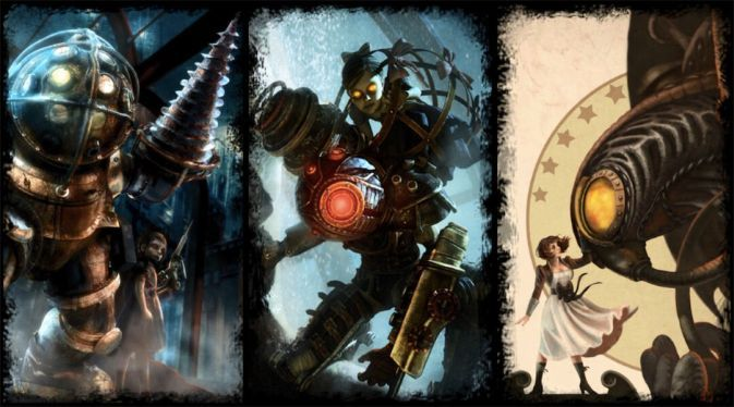"""""""Après trois BioShock et un succès critique et public rare, le studio Irrational Games, qui en fut le créateur, a fermé ses portes en 2014..."""" #irrationalgames #bioshock https://plus.google.com/102121306161862674773/posts/Qx885BxudYJ"""
