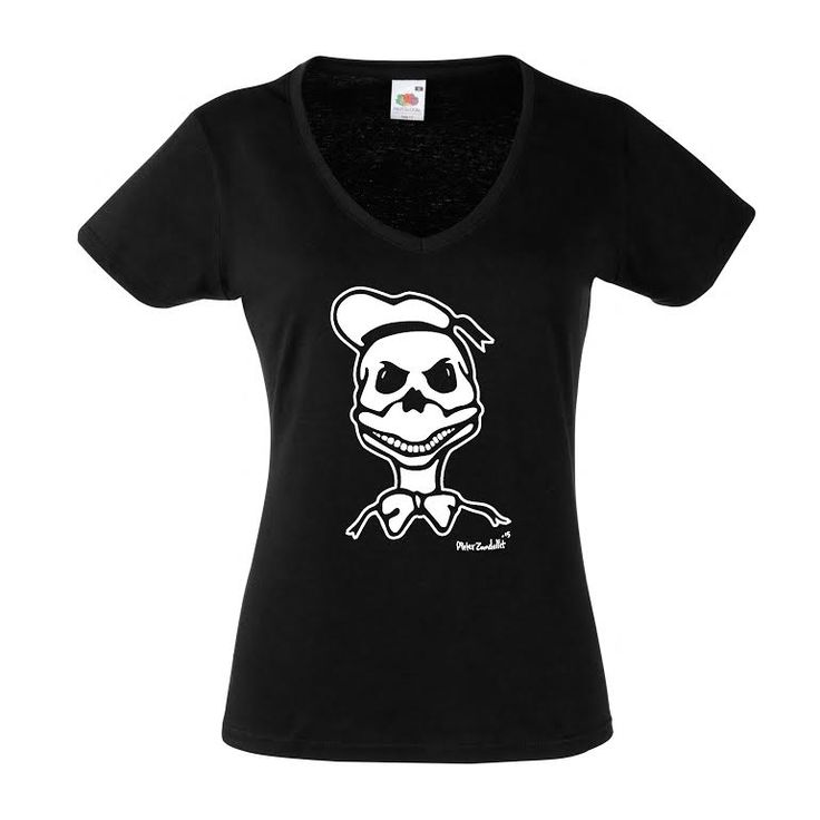 Donald Dead shirt (lady)