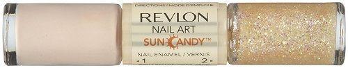 Revlon Nail Art Sun Candy Nail Enamel, 460 Celestial Shine #Revlon