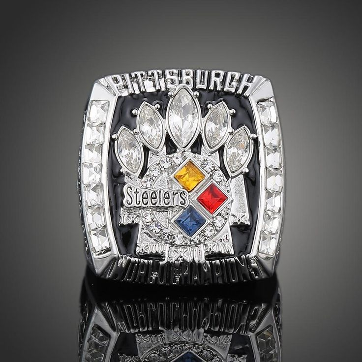 Pittsburgh Steelers 2005 Super Bowl Championship Ring