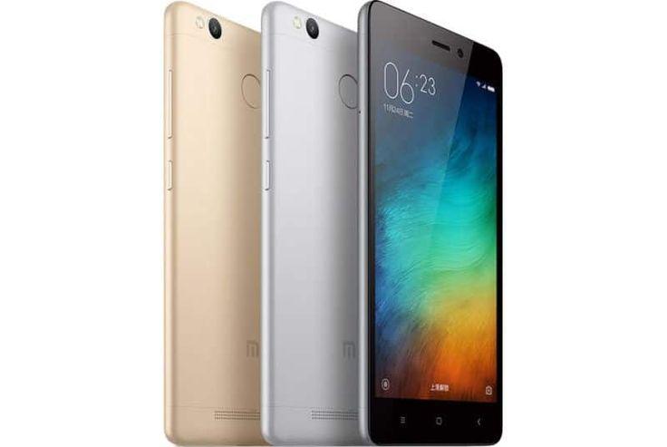 Le Xiaomi Redmi 3 Pro est officiel et propose 3 Go de RAM, 32 Go de stockage et un lecteur d'empreintes digitales pour à peine 120 euros.