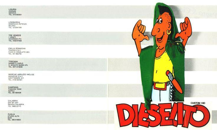 DIESELITO - Advertising by Novaidea Creative Resources