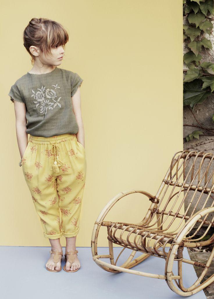 أزياء للأطفال بسيطة وناعمة ~