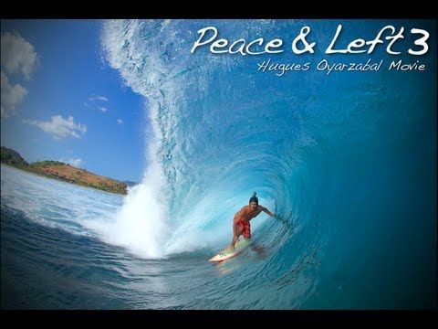 PEACE AND LEFT 3.... Hugues Oyarzabal Full Movie