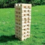 Grote Toren Jenga - Buitenspel