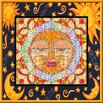 Summer Solstice Sun Gif