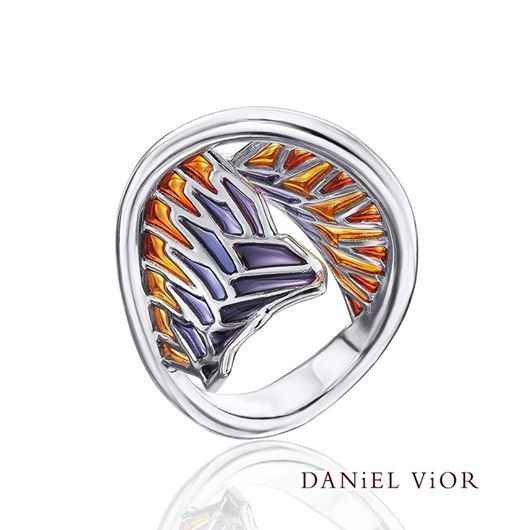 Obsession of the day: Sterling Silver Tarsus Ring by Daniel Vior available at Hanne Andersen Jewellery
