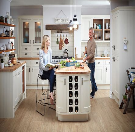 88 best images about classic shaker kitchens on pinterest for Kitchens b q cooke and lewis
