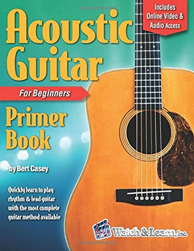Read Book Acoustic Guitar Primer Book For Beginners With Online Video And Audio Access Ac Acoustic Guitar Lessons Guitar Lessons For Beginners Guitar Books
