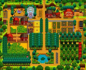 The 25 Best Stardew Valley Layout Ideas On Pinterest