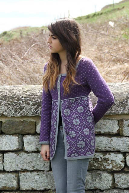 Ravelry: Sylvia pattern by Ann Kingstone