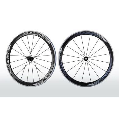 Shimano RS81 C50 Wheels - Pair
