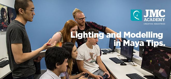 Lighting and Modelling Tips for Maya for Animation http://www.jmcacademy.edu.au/news/lighting-and-modelling-tips-for-using-maya