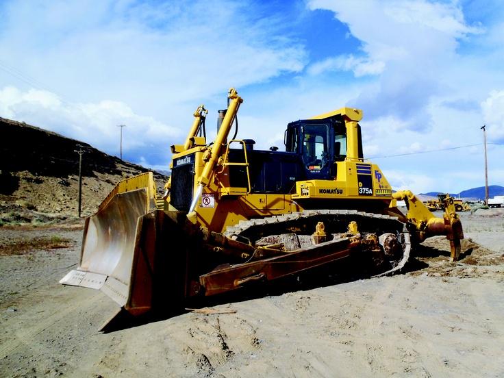 73 best equipment i love images on pinterest heavy equipment komatsu d375 a bulldozer fandeluxe Images