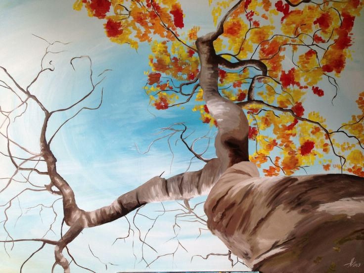 A new autumn painting.