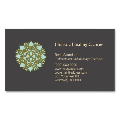 330 best Massage Business Card Templates images on Pinterest All - business card sample